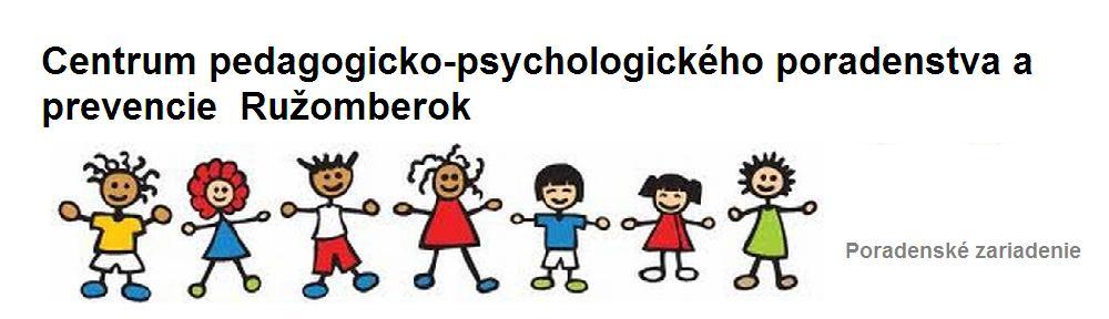 Centrum pedagogicko-psychologického poradenstva a prevencie Ružomberok
